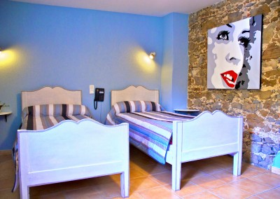 Customised and well equipped rooms