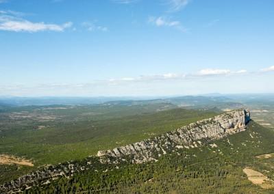 Le massif du Pic St Loup