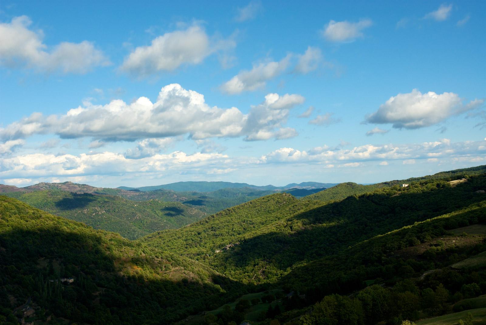 Cevenol landscape